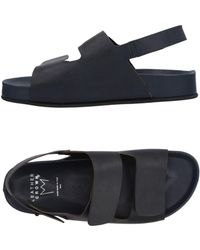 Leather Crown - Sandals - Lyst