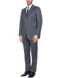 Mp Massimo Piombo - Suit - Lyst