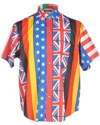 Moschino   Shirt   Lyst