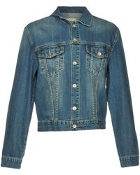 AT.P.CO - Denim Outerwear - Lyst