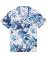 Orlebar Brown - Camisa - Lyst