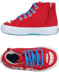 Superga - High-tops & Sneakers - Lyst