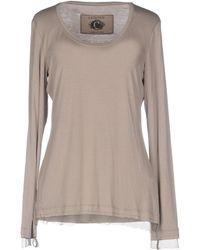 Caractere - T-shirt - Lyst