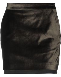 Paul Smith Black Label - Mini-jupe - Lyst