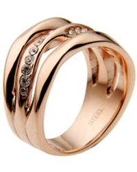 Fossil - Ring - Lyst