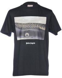 Palm Angels - T-shirt - Lyst