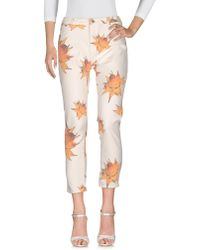 Maison Scotch - Denim Trousers - Lyst