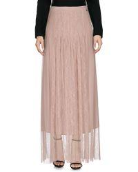Liu Jo - Long Skirt - Lyst