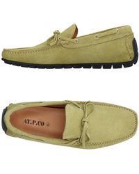 AT.P.CO - Loafers - Lyst