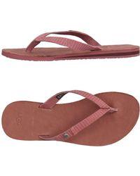 UGG - Toe Strap Sandal - Lyst