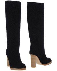 M Missoni Boots - Black