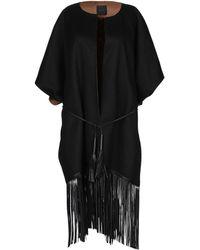 Agnona - Overcoat - Lyst