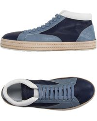 Jil Sander - High-tops & Sneakers - Lyst