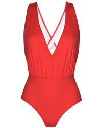 8 - One-piece Swimsuits - Lyst