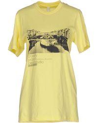 American Apparel - T-shirt - Lyst