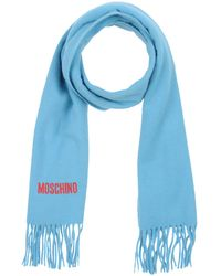 Moschino - Oblong Scarf - Lyst