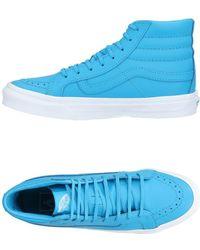 Vans - High-tops & Sneakers - Lyst