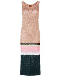 Missoni - 3/4 Length Dress - Lyst