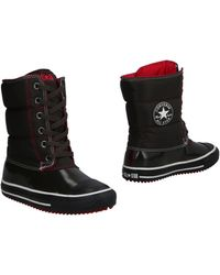 Converse - Ankle Boots - Lyst