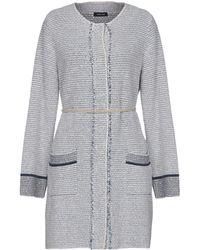 Anneclaire - Overcoat - Lyst