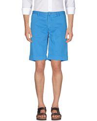 Peuterey - Bermuda Shorts - Lyst