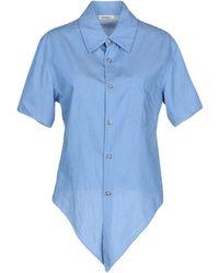 Limi Feu - Denim Shirt - Lyst