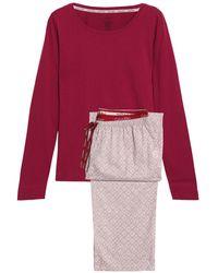 Calvin Klein - Sleepwear - Lyst