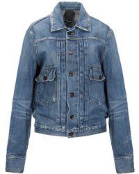 People - Denim Outerwear - Lyst