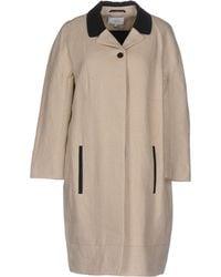 Carven - Overcoat - Lyst