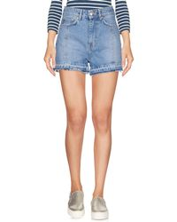 Won Hundred - Denim Shorts - Lyst