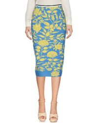 Mrz - 3/4 Length Skirts - Lyst