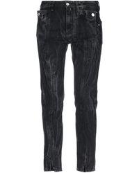 Givenchy Pantalon en jean - Noir