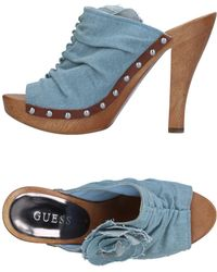 Guess - Mules - Lyst