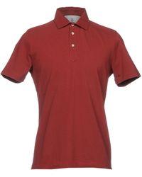 Brunello Cucinelli - Polo Shirt - Lyst