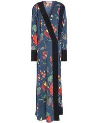 Diane von Furstenberg - Long Dress - Lyst