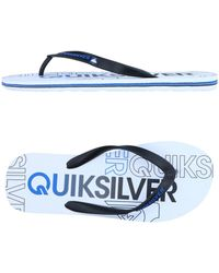 Quiksilver - Toe Post Sandal - Lyst