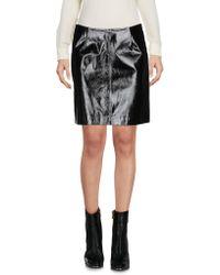 Just Female - Mini Skirt - Lyst