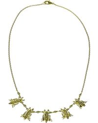 Tom Binns - Necklace - Lyst