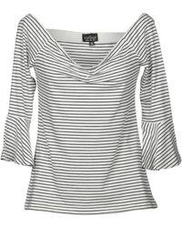 TOPSHOP - T-shirt - Lyst