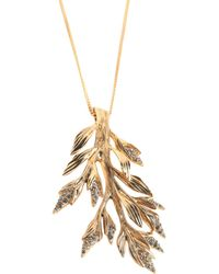 Alberta Ferretti - Necklace - Lyst