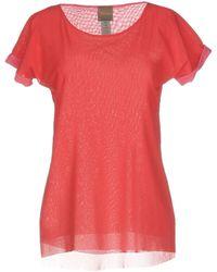 Taviani - T-shirts - Lyst