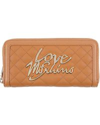 Love Moschino - Wallets - Lyst