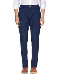 Fradi - Casual Trouser - Lyst