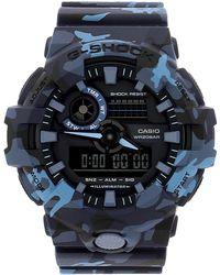 G-Shock Montre de poignet - Bleu