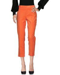 Ralph Lauren - Casual Trousers - Lyst
