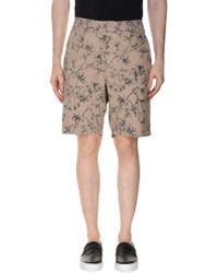 Osklen - Bermuda Shorts - Lyst