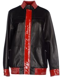 Anthony Vaccarello - Jackets - Lyst