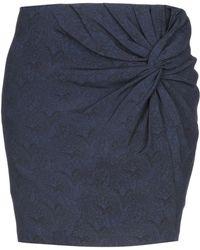 Maison Scotch - Knee Length Skirts - Lyst