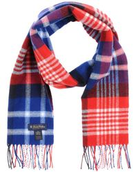 Brooks Brothers - Oblong Scarf - Lyst