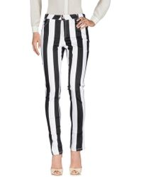 Motel Rocks - Casual Pants - Lyst